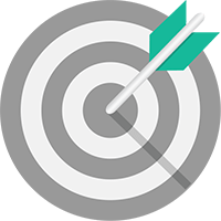 Improve Icon - Part of the Kirkpatrick Creative leads generation process